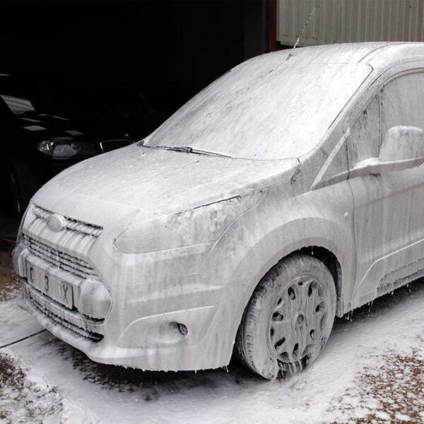krystal kleen detail blizzard force snow foam alcalino