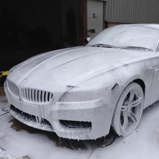krystal kleen detail blizzard snow foam