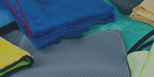 toalla microfibras