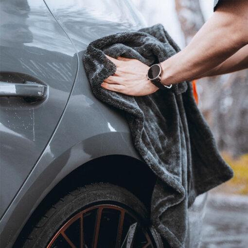 toalla secado coche 1300gsm 80x50