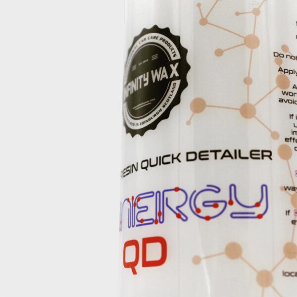 infinity wax synergy qd quick detailer