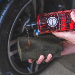 infinity wax tyre gel