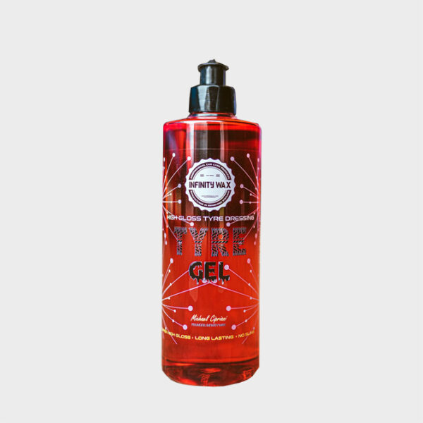 infinity wax tyre gel 500ml