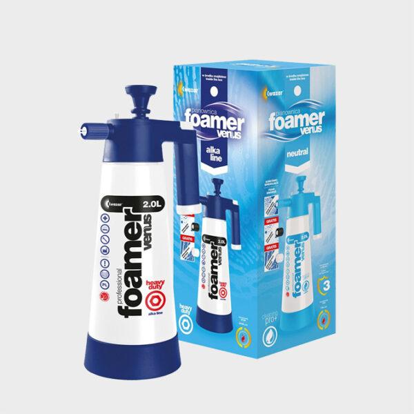 kwazar venus foamer alkaline 2l