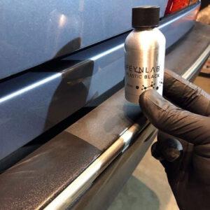 restaurador plasticos exteriores coche