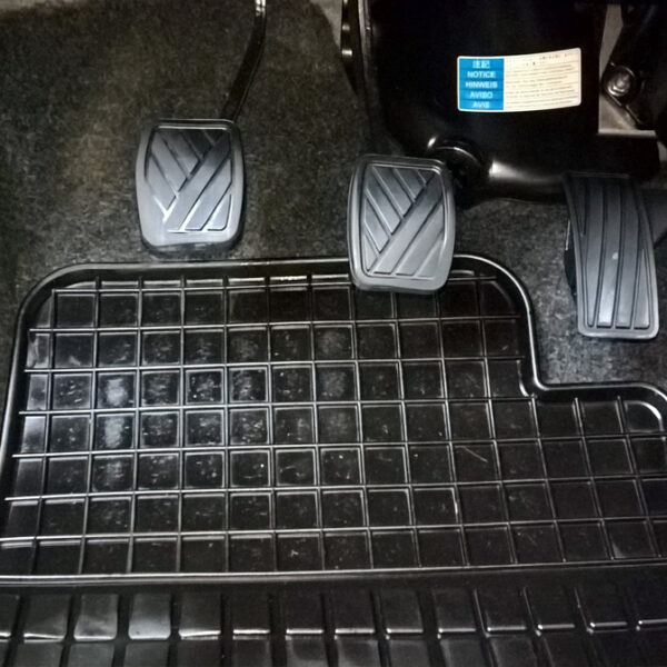 acondicionador gomas coche