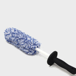 cepillo llantas microfibras