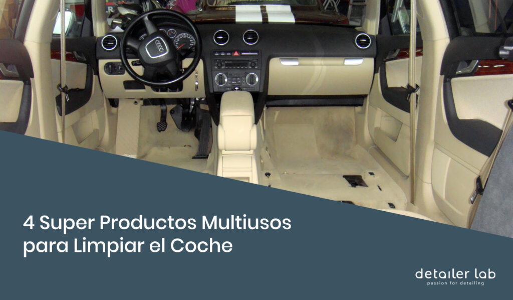 super productos multiusos limpiar coche