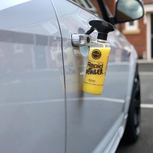 infinity wax rapid detailer limited edition