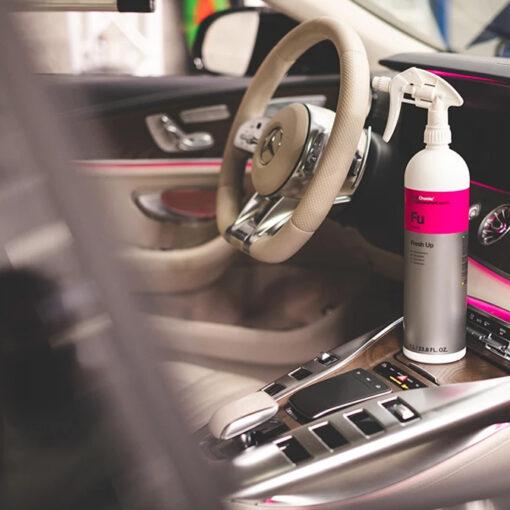 koch chemie fresh up eliminador olor coche