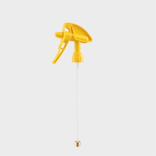 gatillo pulverizador mercury super 360 amarillo