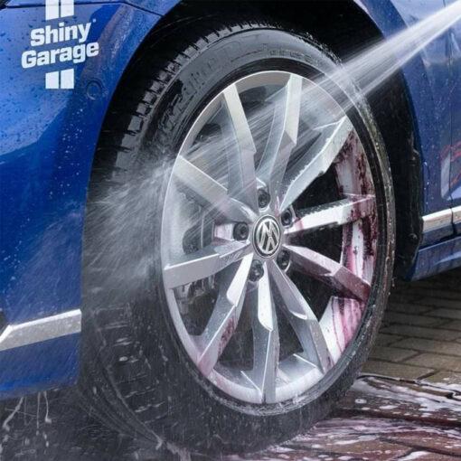 shiny garage monster wheel cleaner limpia llantas