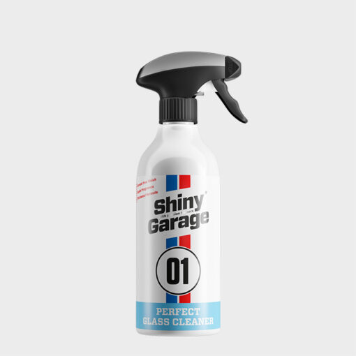 shiny garage perfect glass cleaner 500ml