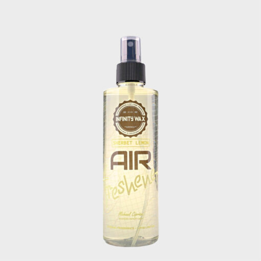 infinity wax air freshener sherbet lemon