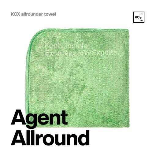 koch chemie allrounder towel